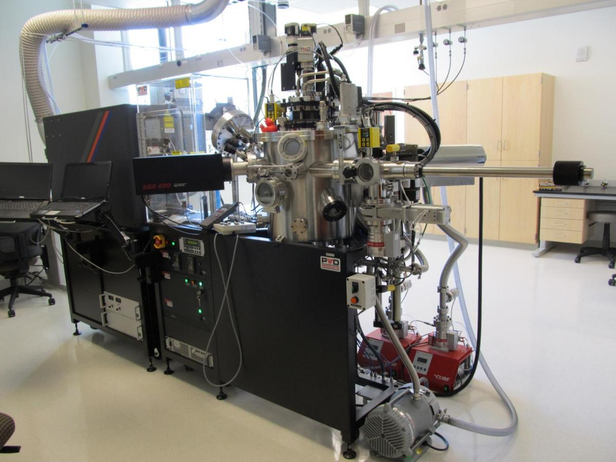 Pulsed Laser Deposition Lab