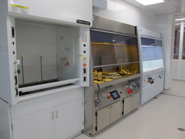 Nanofabrication Clean Room